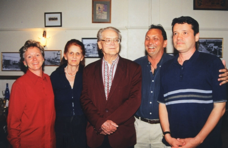 Prof Buteyko and the Starks..JPG